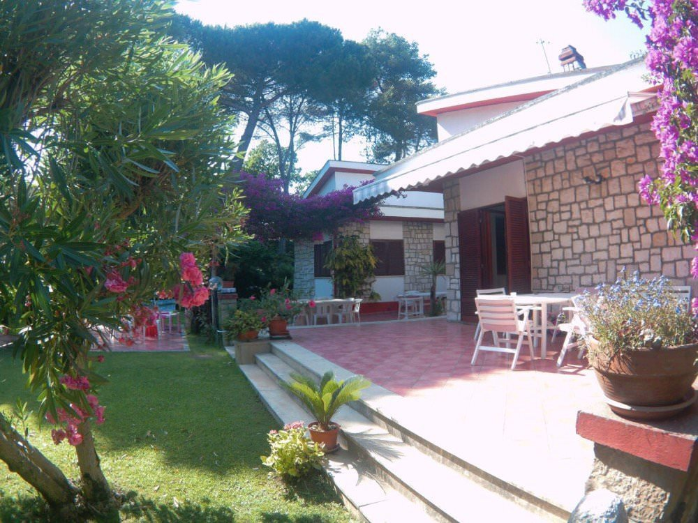 Villa in a resort complex close to Sperlonga