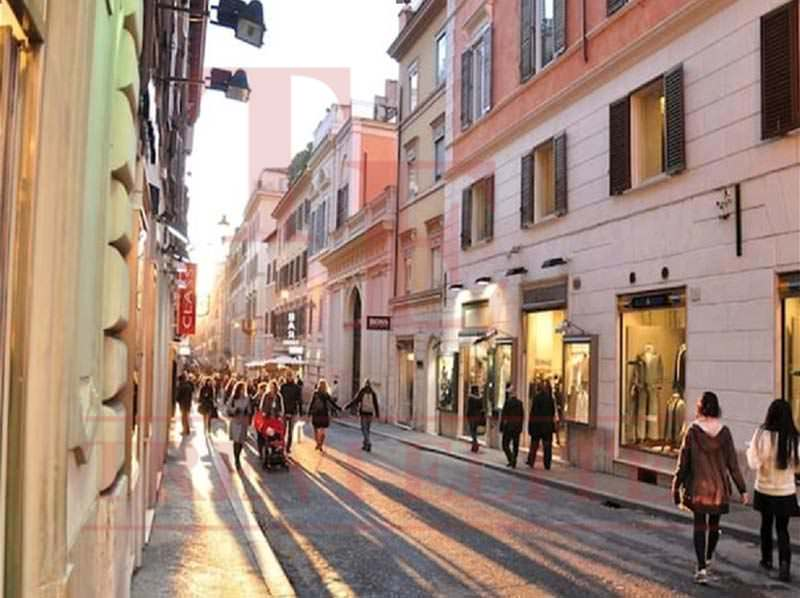 Commercial offer in center of Rome. For sale shop with a long-term lease contract
