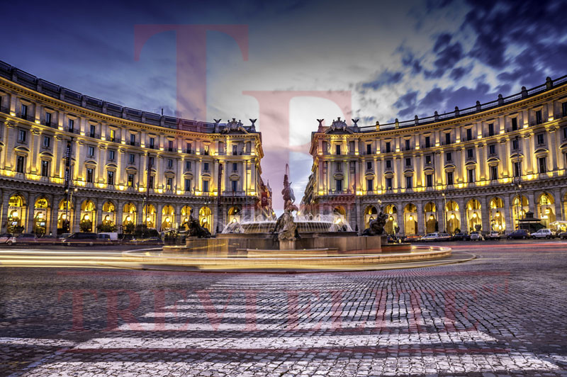 3-star hotel in the center of Rome