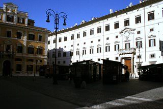Property in the center of Rome
