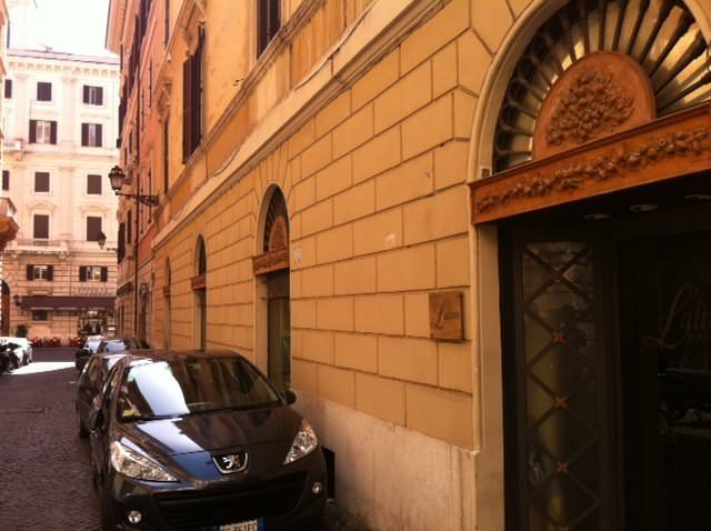 Commercial property in the center of Rome