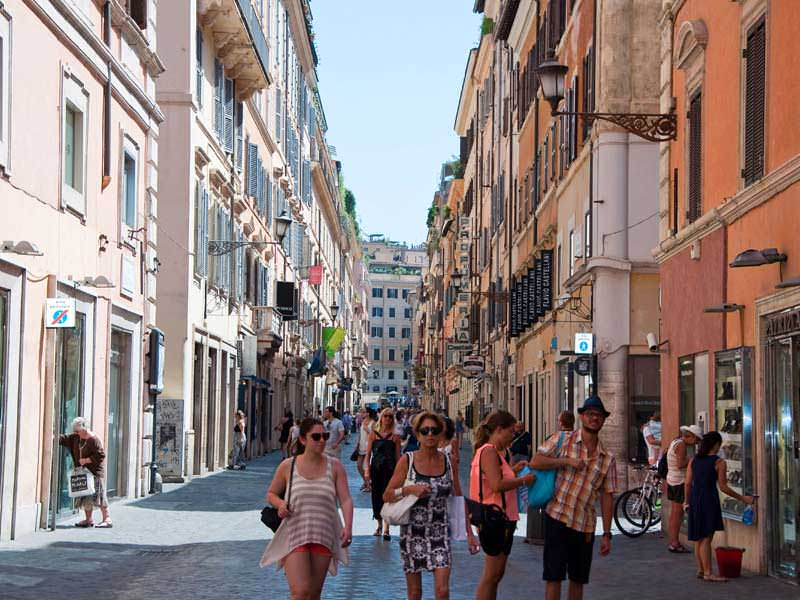 Commercial offer in center of Rome