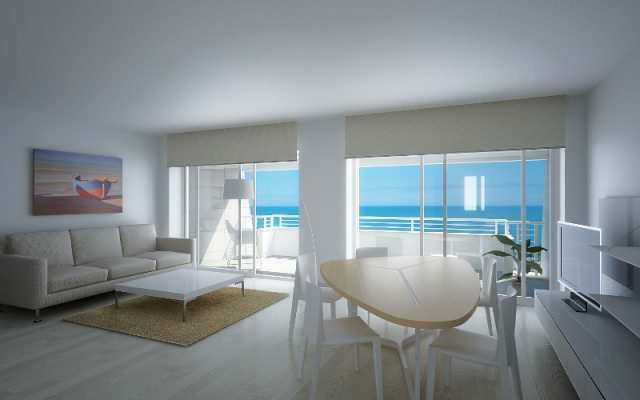 New appartments in Anzio
