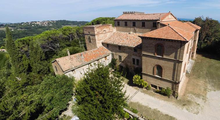 Historic residence in Marche