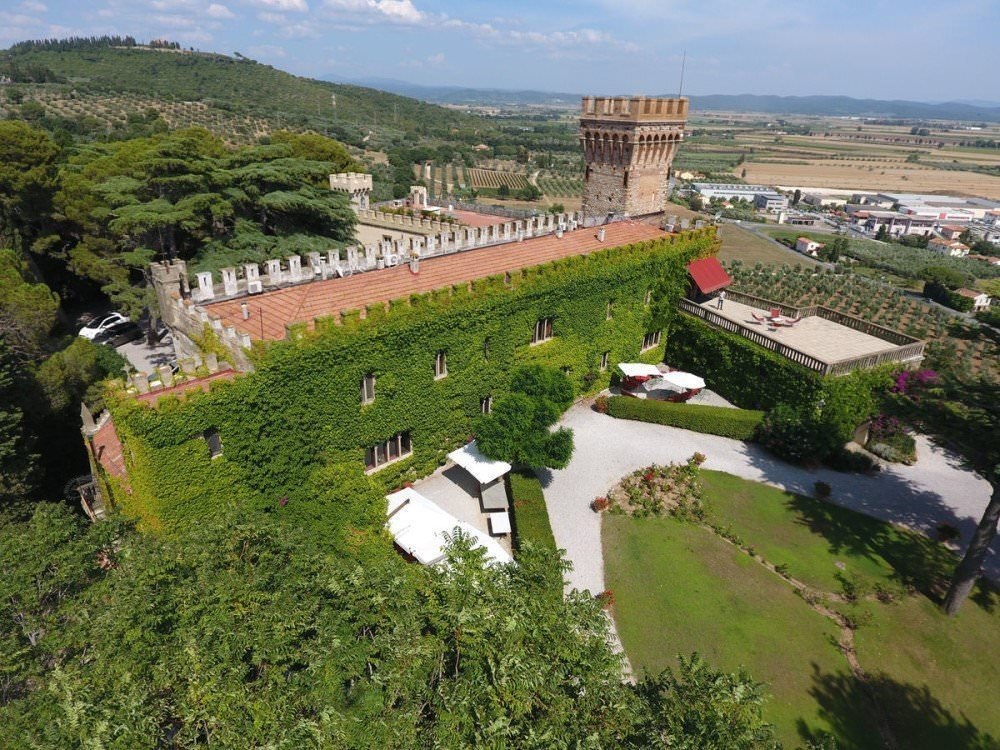 Castle in the South Tuscany