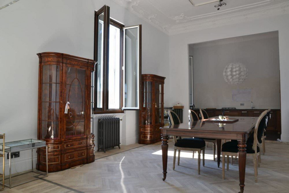 Prestigious penthouse in the center of Rome