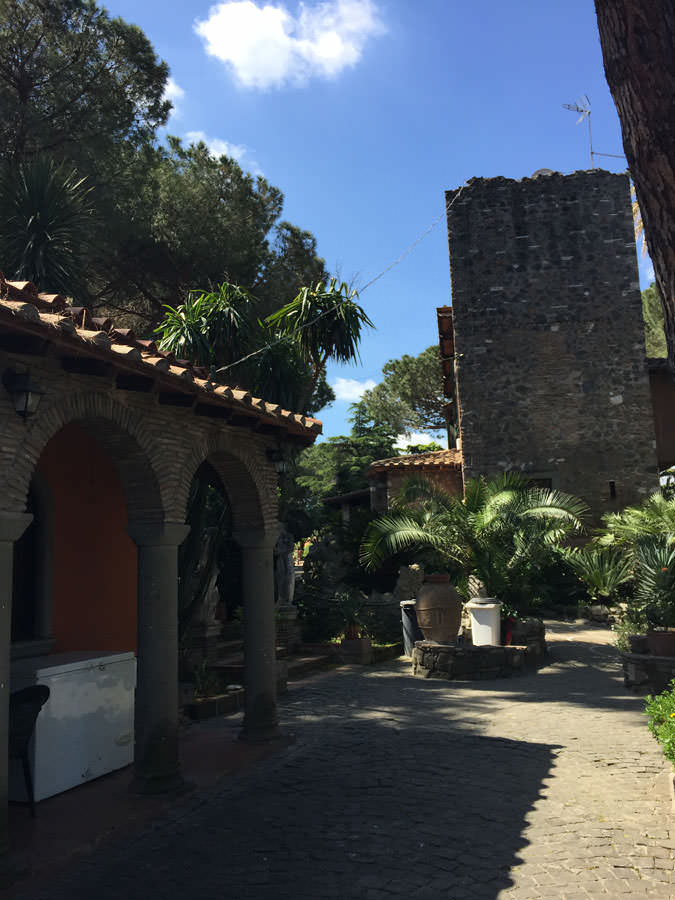WONDERFUL VILLA AT APPIA ANTICA