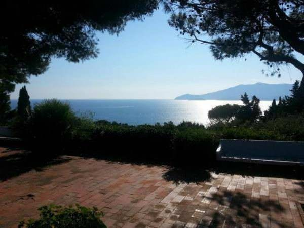 Sea view villa in Orbetello, Tuscany