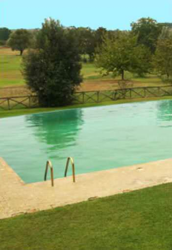 Layout Golf Club Le Querce – Viterbo.cdr